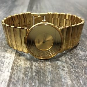Vintage Seiko Women's Watch, Elegant Women's Watch